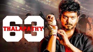 Thalapathy 63 Fight Sequence | Vijay | Nayanthara | Atlee | TK