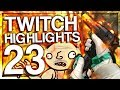 TWITCH HIGHLIGHTS 23 - MY GRANDPA