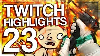 TWITCH HIGHLIGHTS 23 - MY GRANDPA