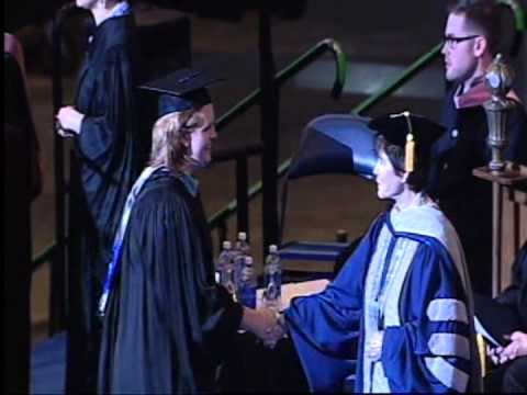 University of Memphis Commencement Ceremony, May 12, 2013, 4 p.m.
