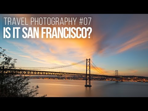 25th April Bridge in LISBON | Travel Photography #07