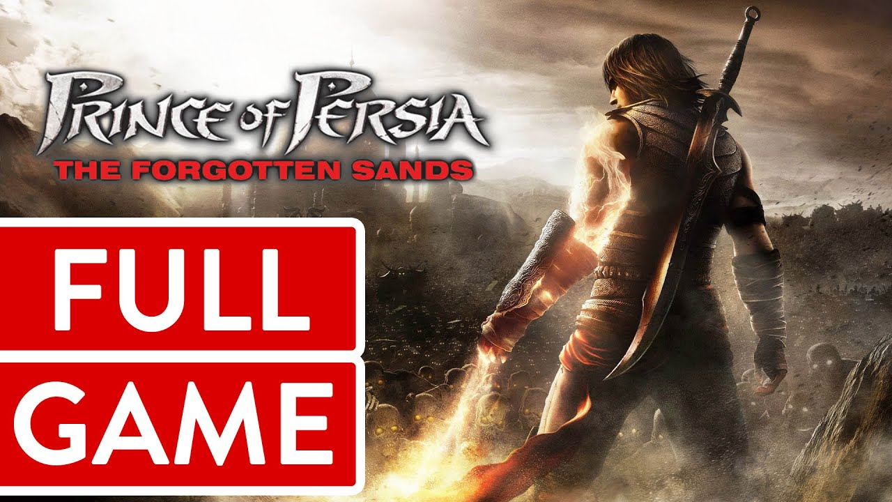 Download Prince of Persia: The Forgotten Sands PC FULL GAME Longplay Gameplay Walkthrough Playthrough VGL