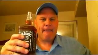 Un mo Prost nu se lasa de whiskey Jack Daniel&#39s