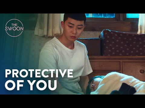 Park Seo-joon Opens Up About His Past To Kim Da-mi | Itaewon Class Ep 7 [ENG SUB]