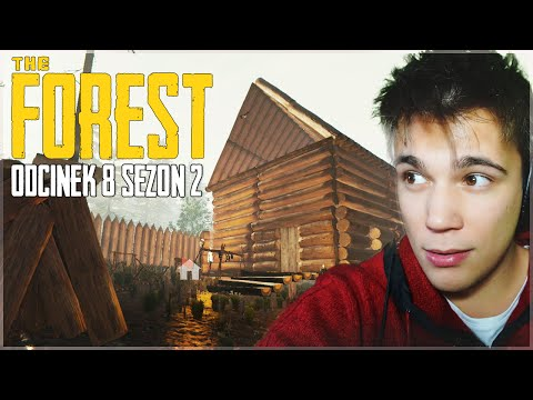 WIELKA BAZA! - The Forest #8 [S2]