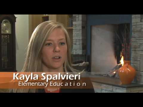 Outstanding Seniors 2010 - Kayla Spalvieri
