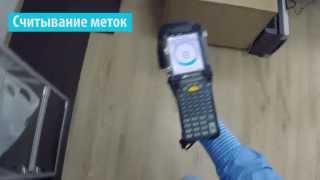 видео терминал сбора данных Motorola Symbol ES 400