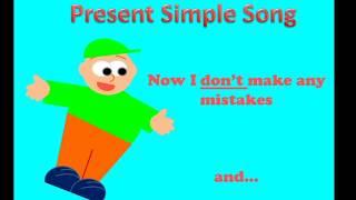 """""""Present Simple"""" (наст время). Урок английского языка в 3 классе."""