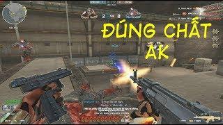 Bình Luận CF : AK-12 Săn Zombie V4