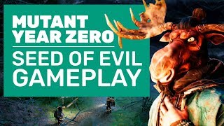 Mutant Year Zero: Seed Of Evil Gameplay | New Character, Mutations And Story