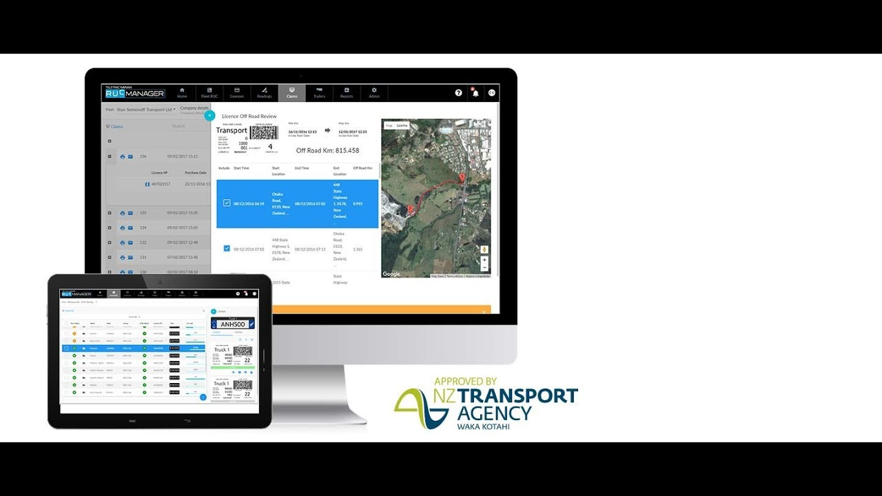 Innovations In Road User Charges Management And The Wider Transport
