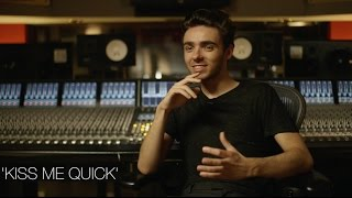 Nathan Sykes - Kiss Me Quick - Track by Track