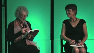Margaret Atwood sings the Mole Day Hymn