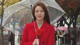 [날씨] 서울 한파특보…비 그치고 기온 뚝, 수능일 영…