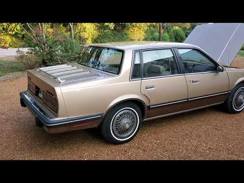 1985 Chevrolet Celebrity V6 Diesel