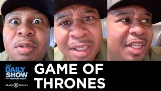"Roy Recaps All Eight Seasons of ""Game of Thrones"" 