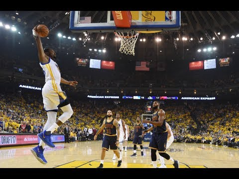 Kevin Durant sets personal best 6 dunks in first half of Game 1