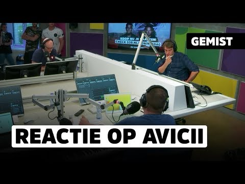 Nicky Romero reageert op overlijden Avicii: 'Ik kan het niet geloven.' | 538Gemist