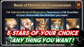 [Chain Strike™] 5 Star Garentee: Book of Dimension in Possession! OMG! Check it out guys