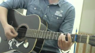 Only U  - Hoàng Tôn ( Acoustic guitar cover by Dương Trung)