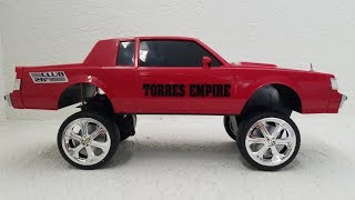 rare RC car: 1987 Buick Regal (1/10 scale) by Motor Max