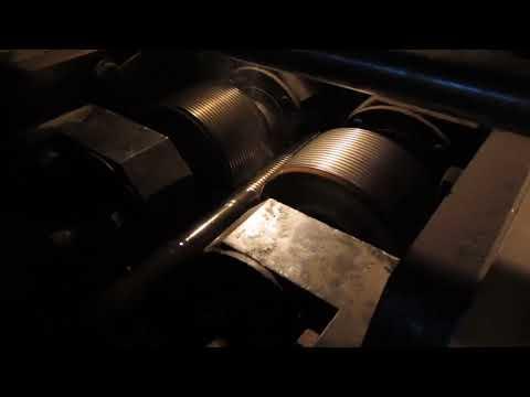Cost Profiroll Thread Rolling Machine