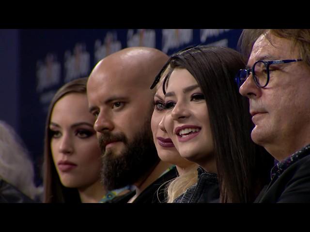 Sanja Ilić & Balkanika | Sérvia | Press Conference | Eurovisão 2018