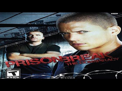 Prison Break The Conspiracy Full Movie All Cutscenes