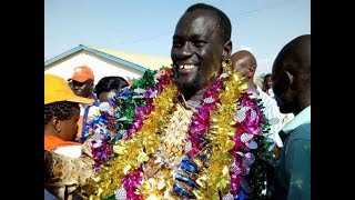 Turkana Governor Josphat Nanok has pledged to tackle the perennial water scarcity in the county