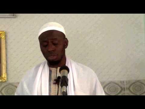 Khoutbah joumou'ah du 07 avril 2017 'Importance et Rôle de la mosquée'
