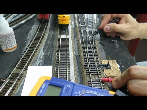 How to Install a RailCrew Switch Machine