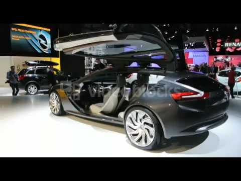 the opel monza concept car 2017 2018 youtube. Black Bedroom Furniture Sets. Home Design Ideas