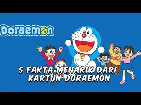 PECINTA DORAEMON? Ketahui 5 Fakta Unik Kartun Masa Kecil Doraemon Berikut Ini.
