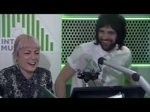 Kasabian on Radio X Breakfast Show 17/03/2017