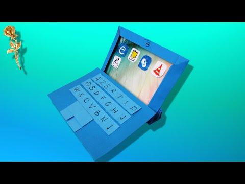 origami tablette tactile num rique 2 en 1 mini ordinateur avec l 39 cran tablette. Black Bedroom Furniture Sets. Home Design Ideas