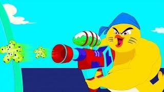 Eena Meena Deeka | Slime Fight | Funny Cartoon Compilation | Cartoons for Children
