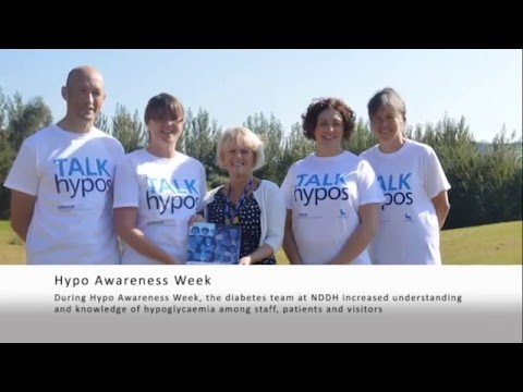 Celebrating Nursing and Midwifery at Northern Devon Healthcare NHS Trust