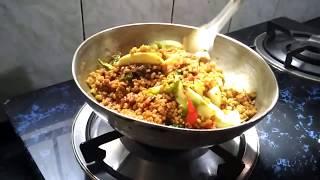 Maithi Dane ki sabzi Garmiyo ke liye / Chatpati sabzi /Indian Thali