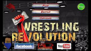 How To Put Any Wrestler In ur Roster In Wrestling Revolution 100% REAL (No Root/Hack Needed)