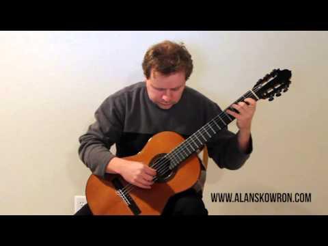 Alan Skowron - Guitarist; Wedding Guitarist; Guitar Instructor