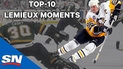 Top 10 Mario Lemieux Moments