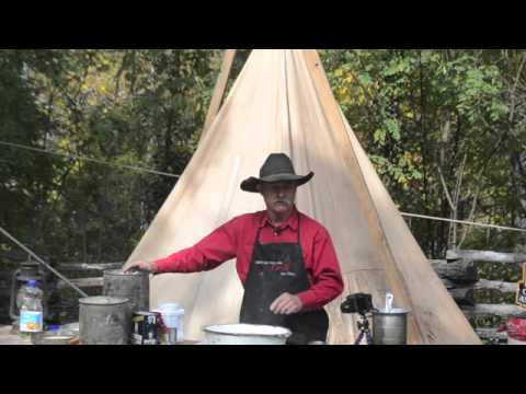 Demonstration Of Sourdough Biscuits At Silver Dollar City