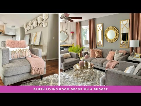 Make your home look designer styled on a budget + Where I got everything from!