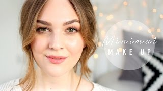 Minimal Make Up Routine | I Covet Thee