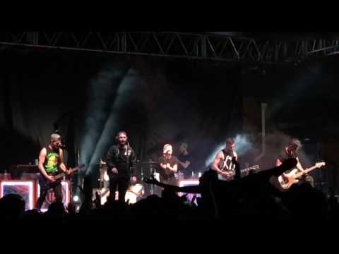 I Prevail, Neck Deep, and Pierce the Veil live in San Antonio Texas