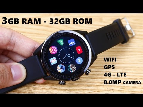 Cheap Android SmartWatch - 3GB RAM, 32GB ROM - KOSPET HOPE