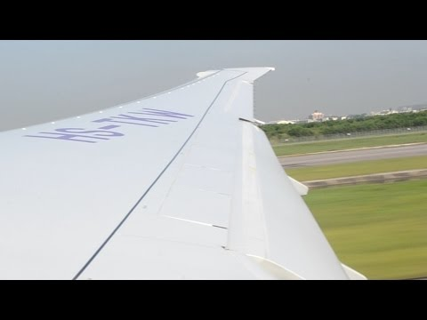 Onboard | Thai 777-300ER Takeoff Bangkok