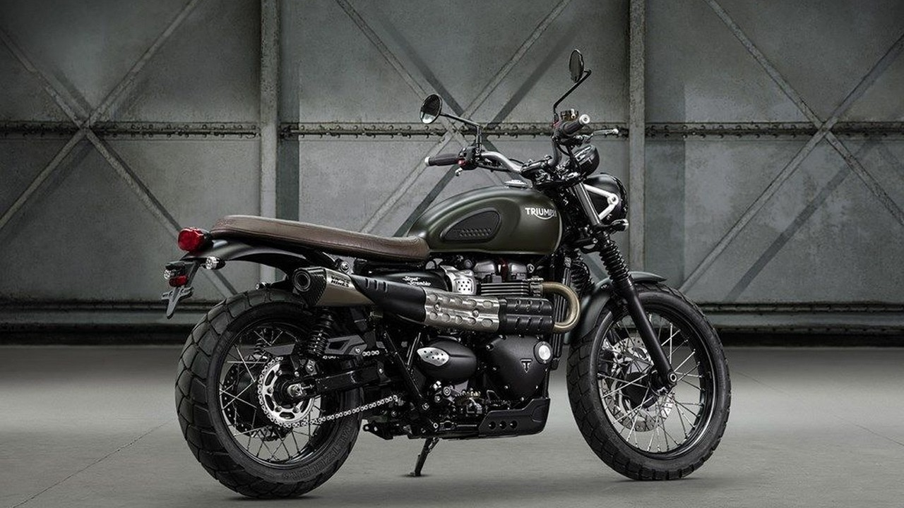 Watch Now! 2017 Triumph Street Scrambler Specs, Reviews & Gallery ...