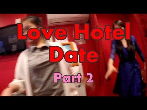 Tokyo Love Hotel Date  - Part 2
