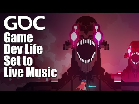 Still Grooving: Game Dev Life Set to Live Music